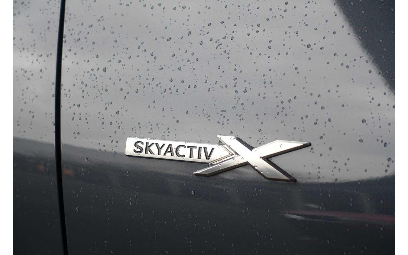 マツダ3 SKYACTIV-X 改良新型