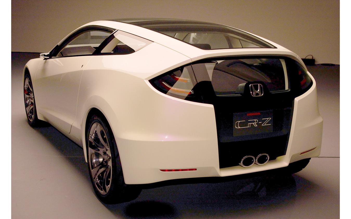 ホンダ CR-Zコンセプト(2007年)