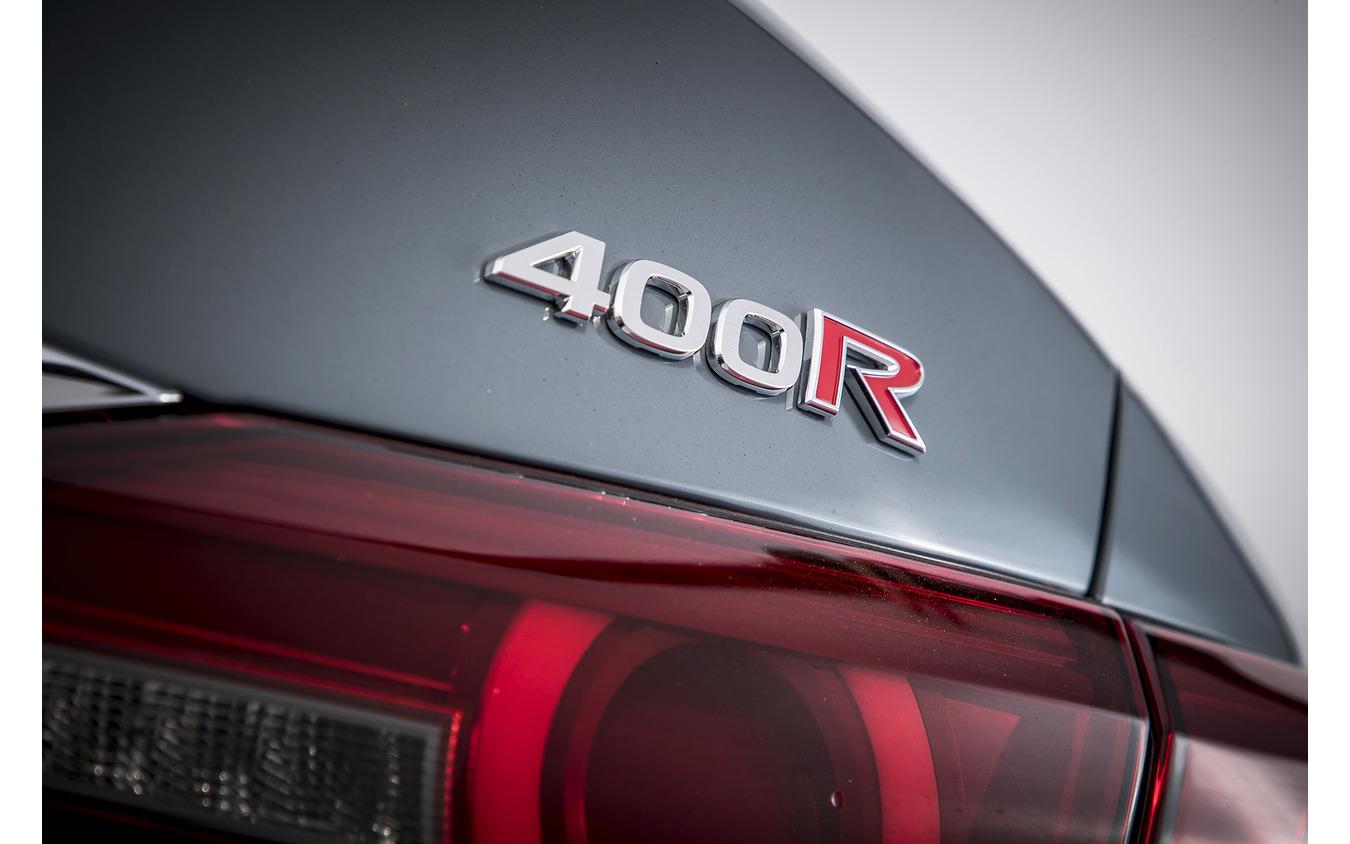 日産 スカイライン400R