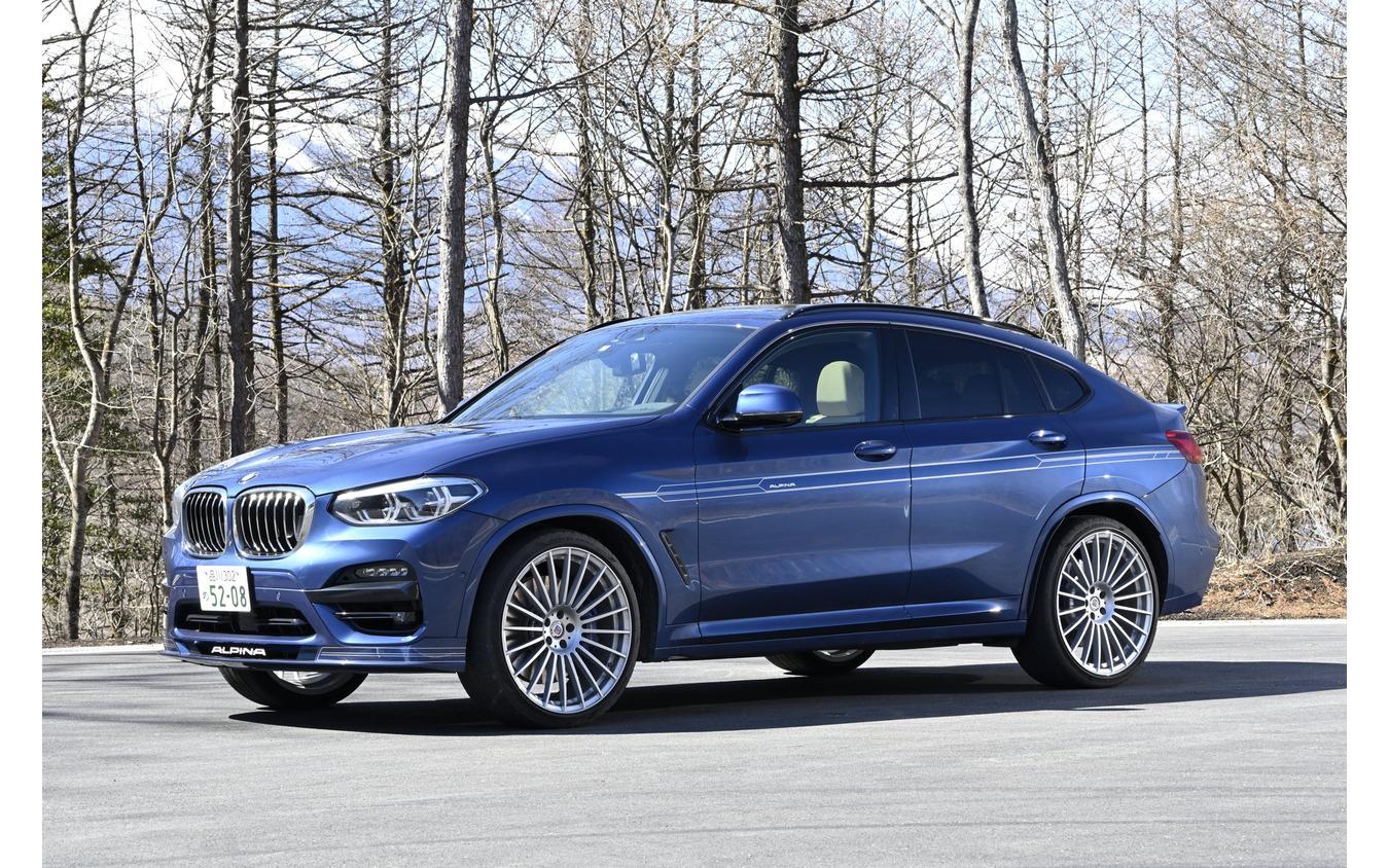 BMW アルピナ XD4
