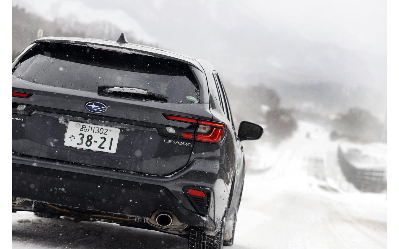 スバル レヴォーグ GT-H EX 新型