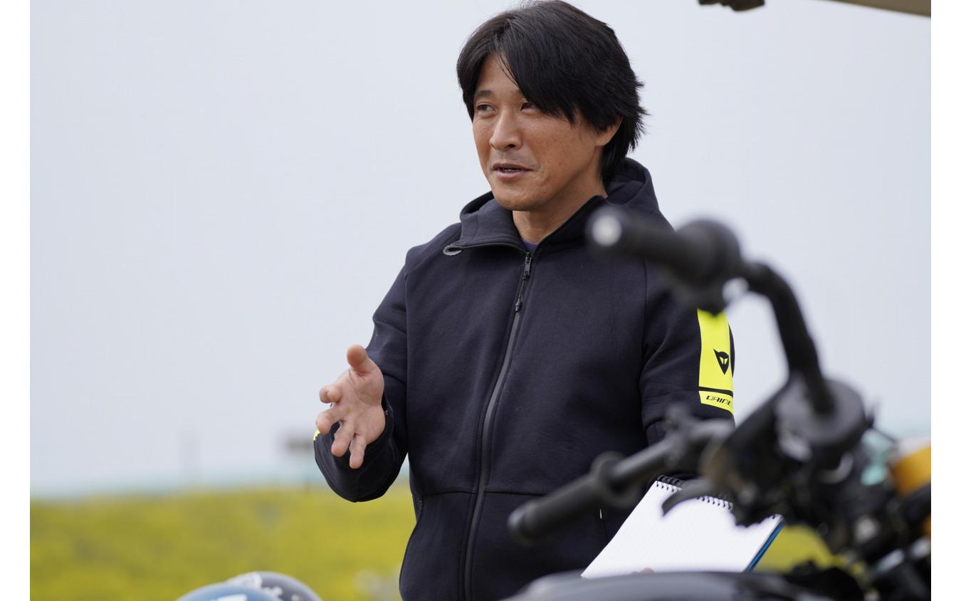 モーターサイクルジャーナリスト 鈴木大五郎さん
