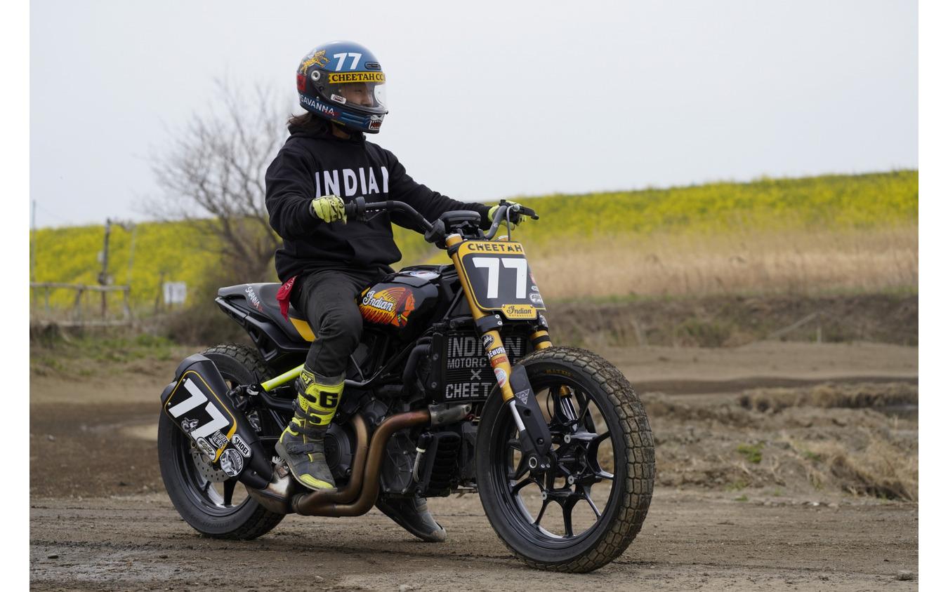 インディアン FTR1200インタビュー