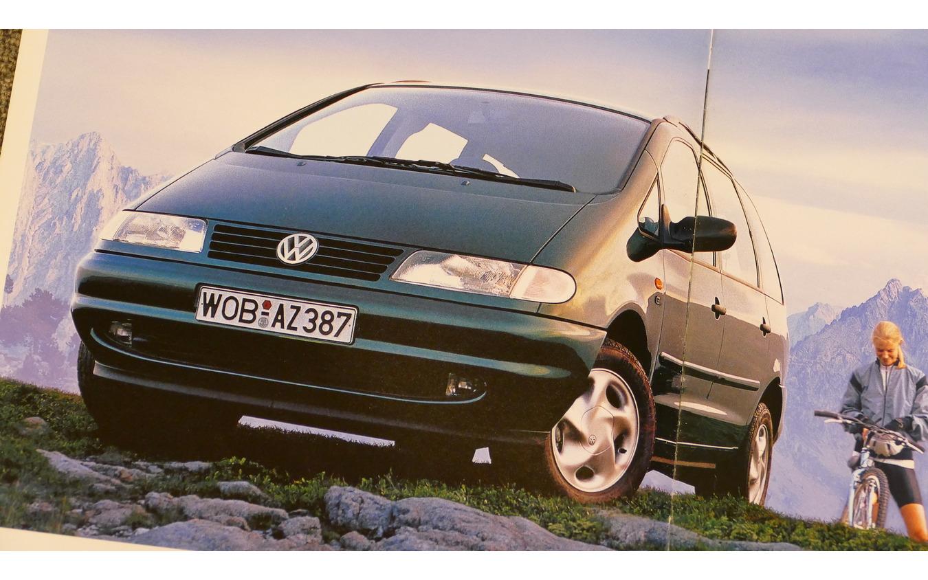VWシャラン(初代)