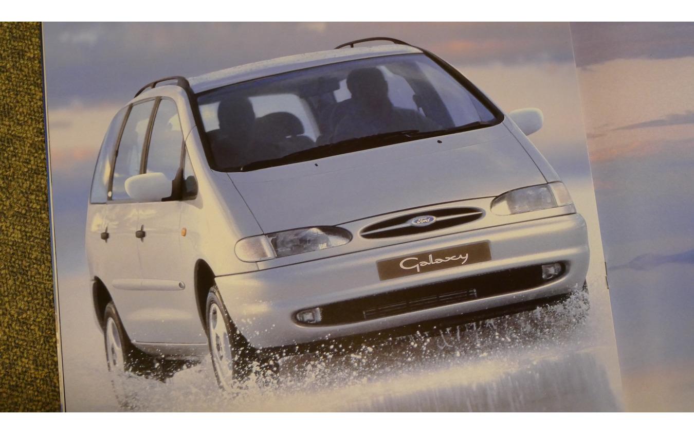 フォード・ギャラクシー
