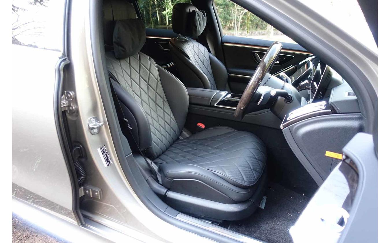 メルセデスベンツ Sクラス 新型(S400d 4MATIC)