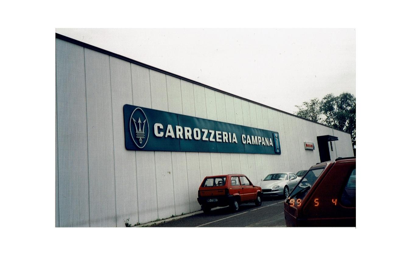 カロッツェリア・カンパーナ