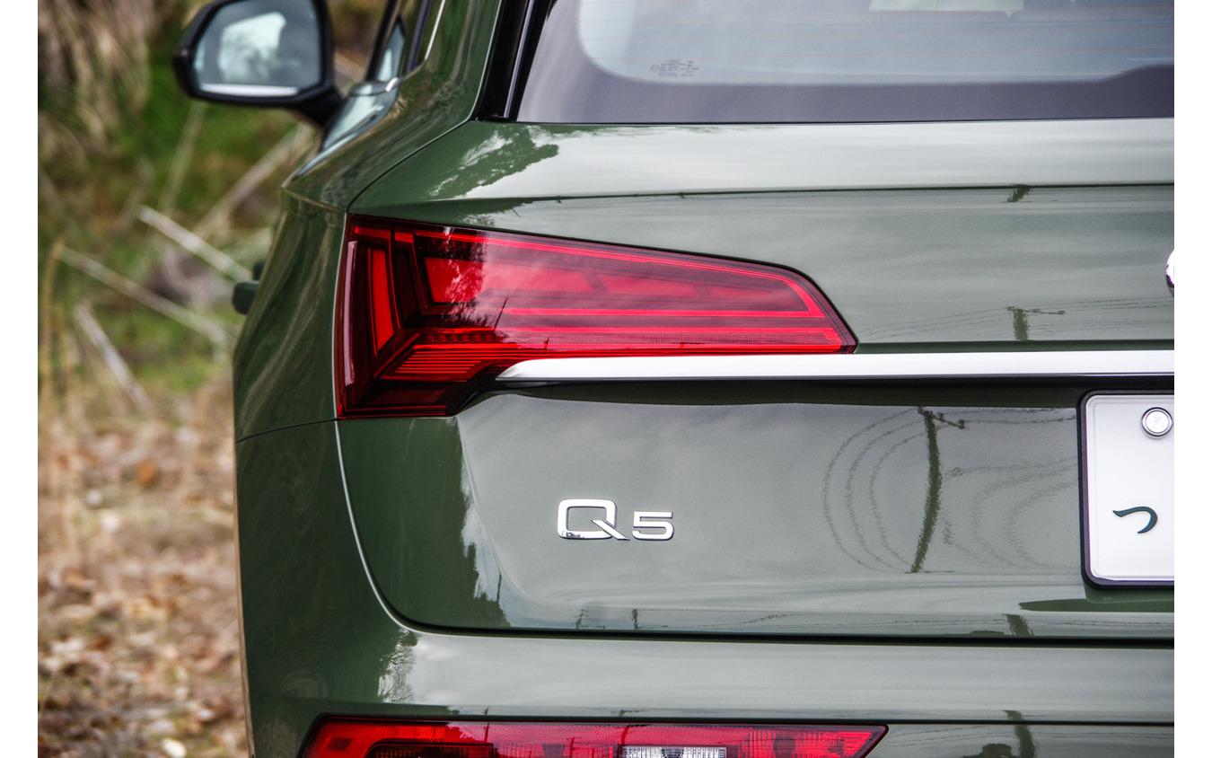 アウディ Q5 改良新型(Q5 40 TDI クワトロ)
