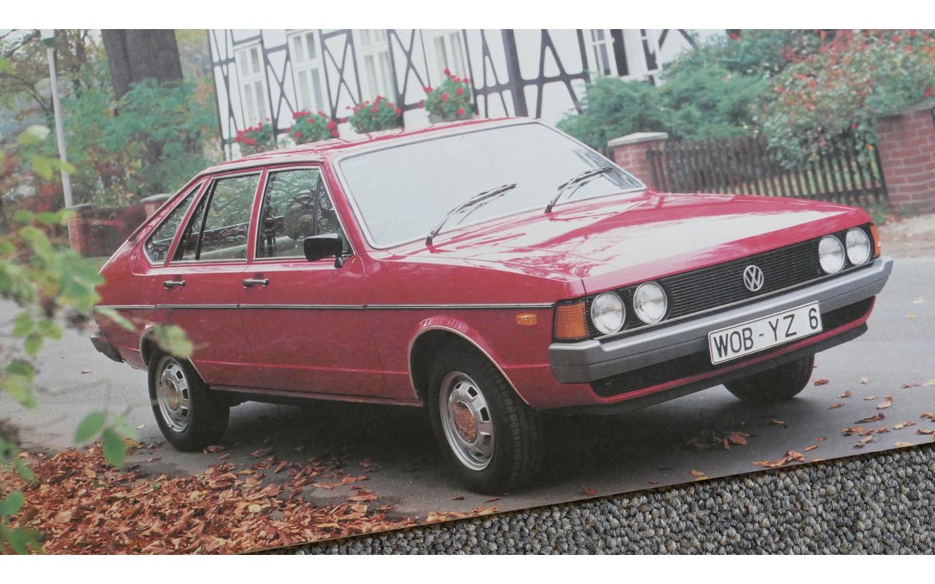 VW パサート B1・後期型