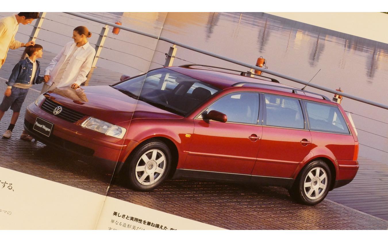 VW パサート B5