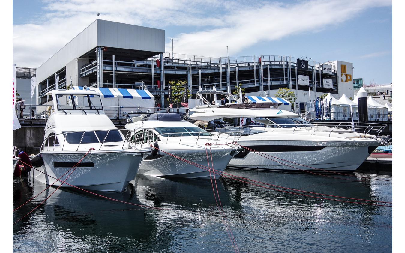 ヤマハの高級ボート「イグサルト」シリーズとプレステージ520(ジャパンインターナショナルボートショー2021)