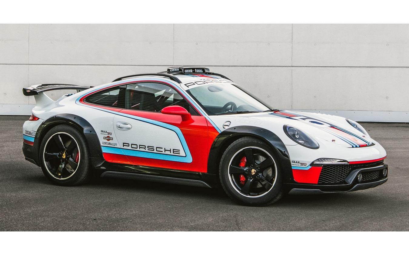 ポルシェ 911 ビジョンサファリ(2012年)
