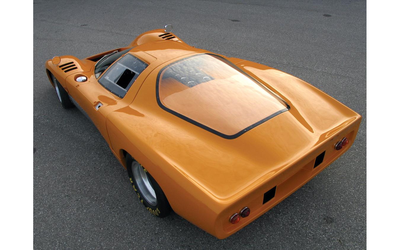 マクラーレンM6GT