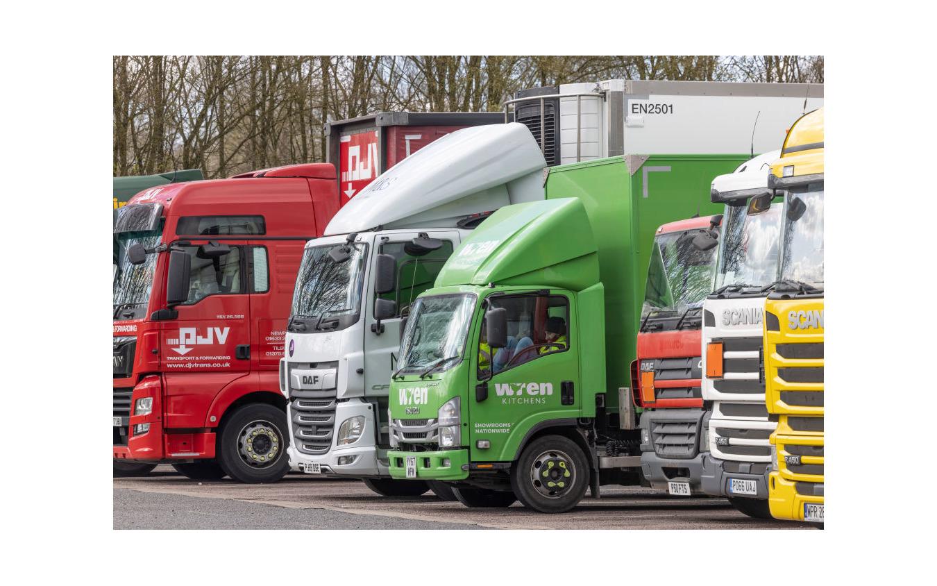 トラックのイメージ