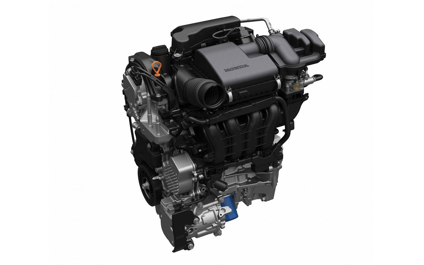1.5L アトキンソンサイクル DOHC i-VTECエンジン
