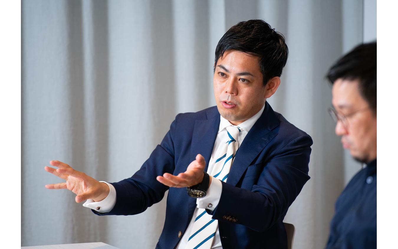 博報堂 ビジネスデザイン局部長/MaaSプロジェクトメンバーの畠山洋平氏