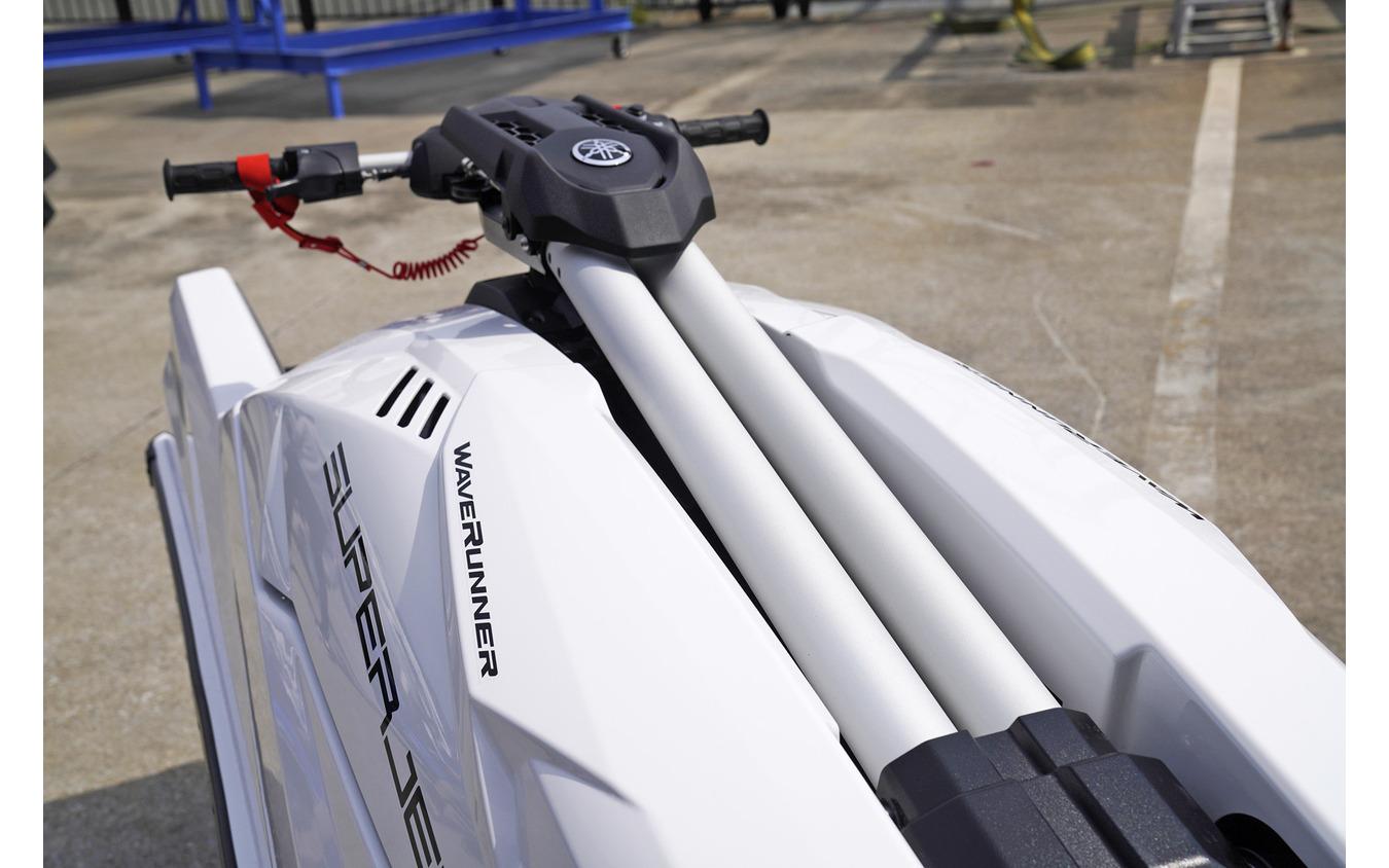ヤマハの新型マリンジェット『SUPERJET(スーパージェット)』