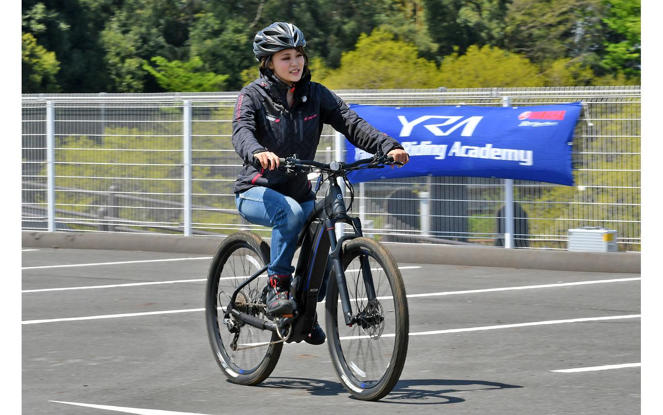 ヤマハのスポーツ電動アシスト自転車『YPJ-XC』