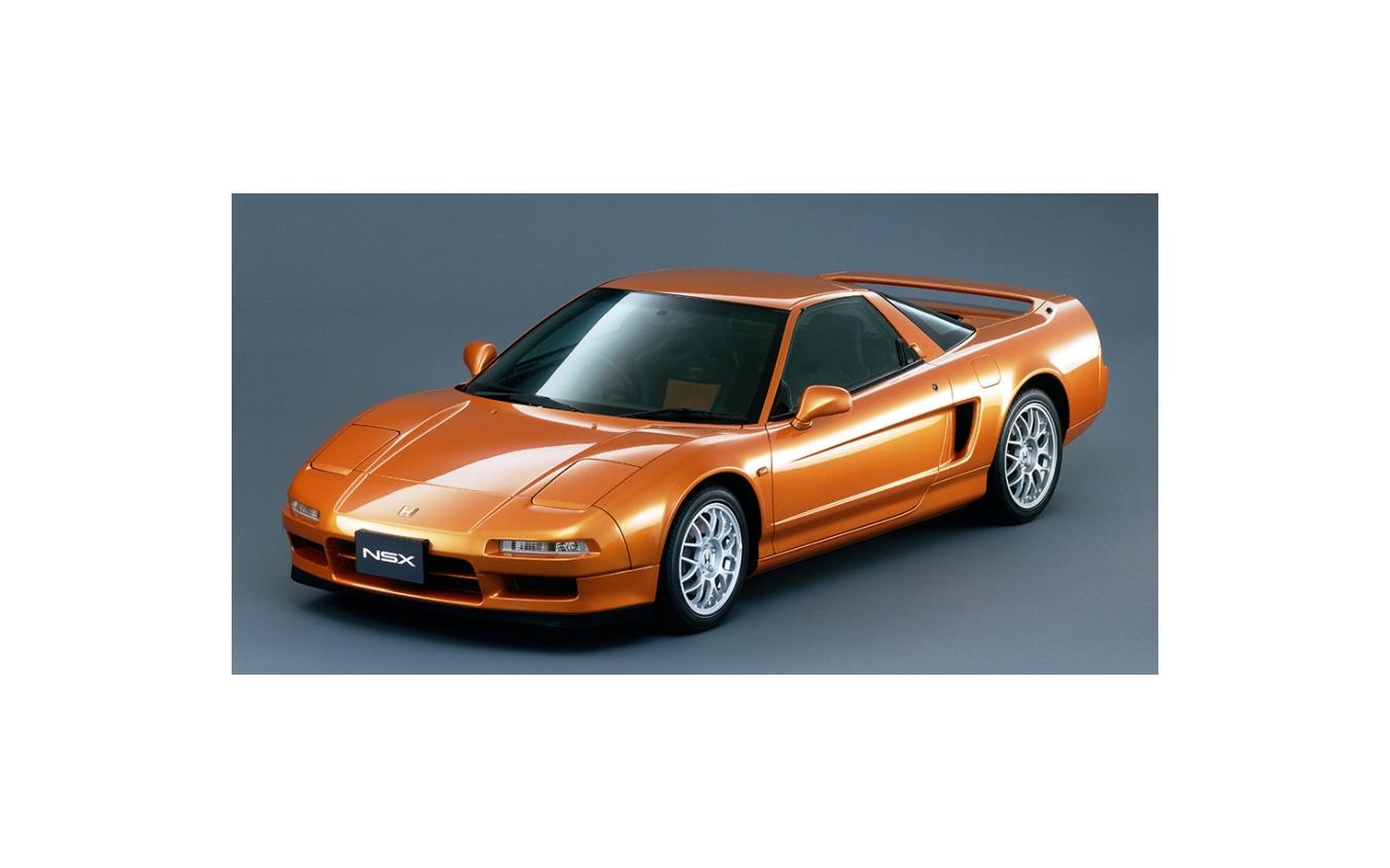 初代ホンダ NSX のタイプS(1997年)