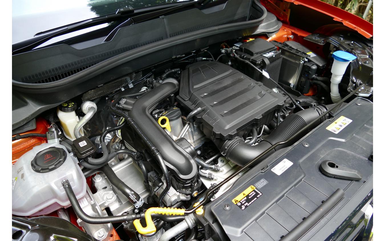 VW T-Cross TSI Style