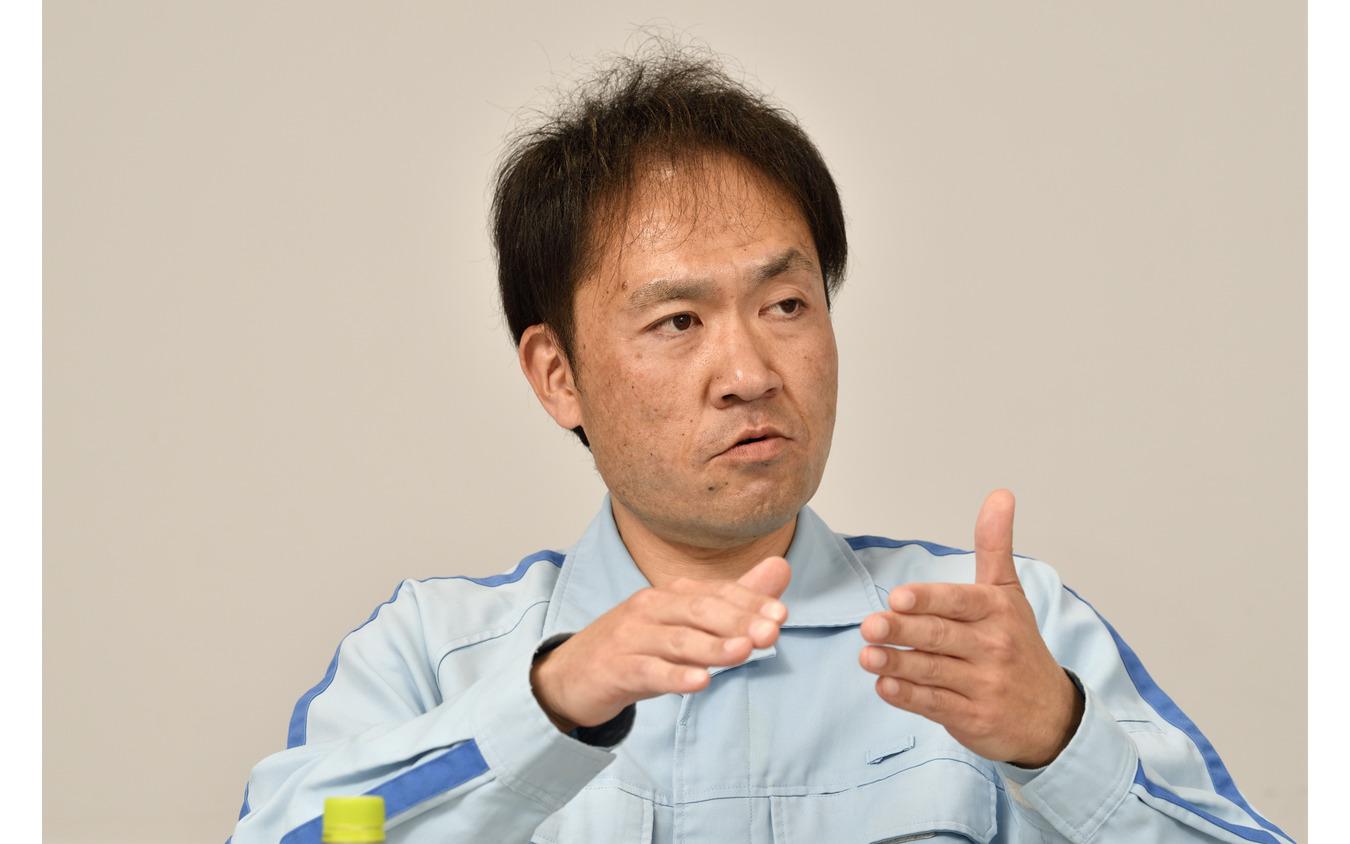パワートレインユニットPT開発統括部 第3PT開発部 サウンド技術グループ主査の濱田大資氏