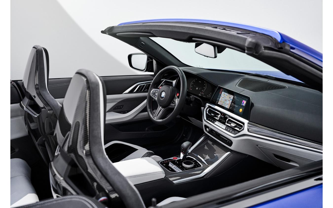 BMW M4 カブリオレ 新型
