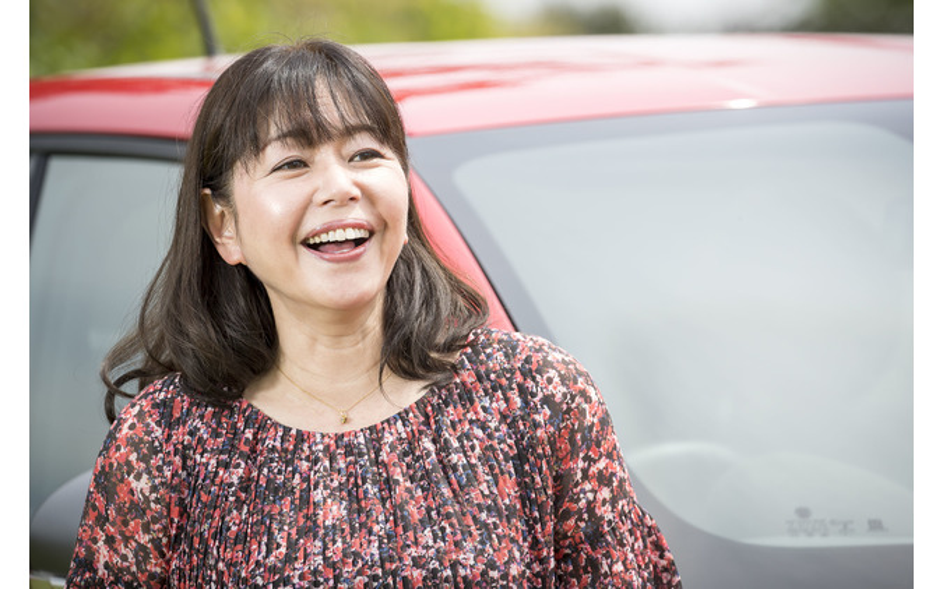 竹岡圭さん