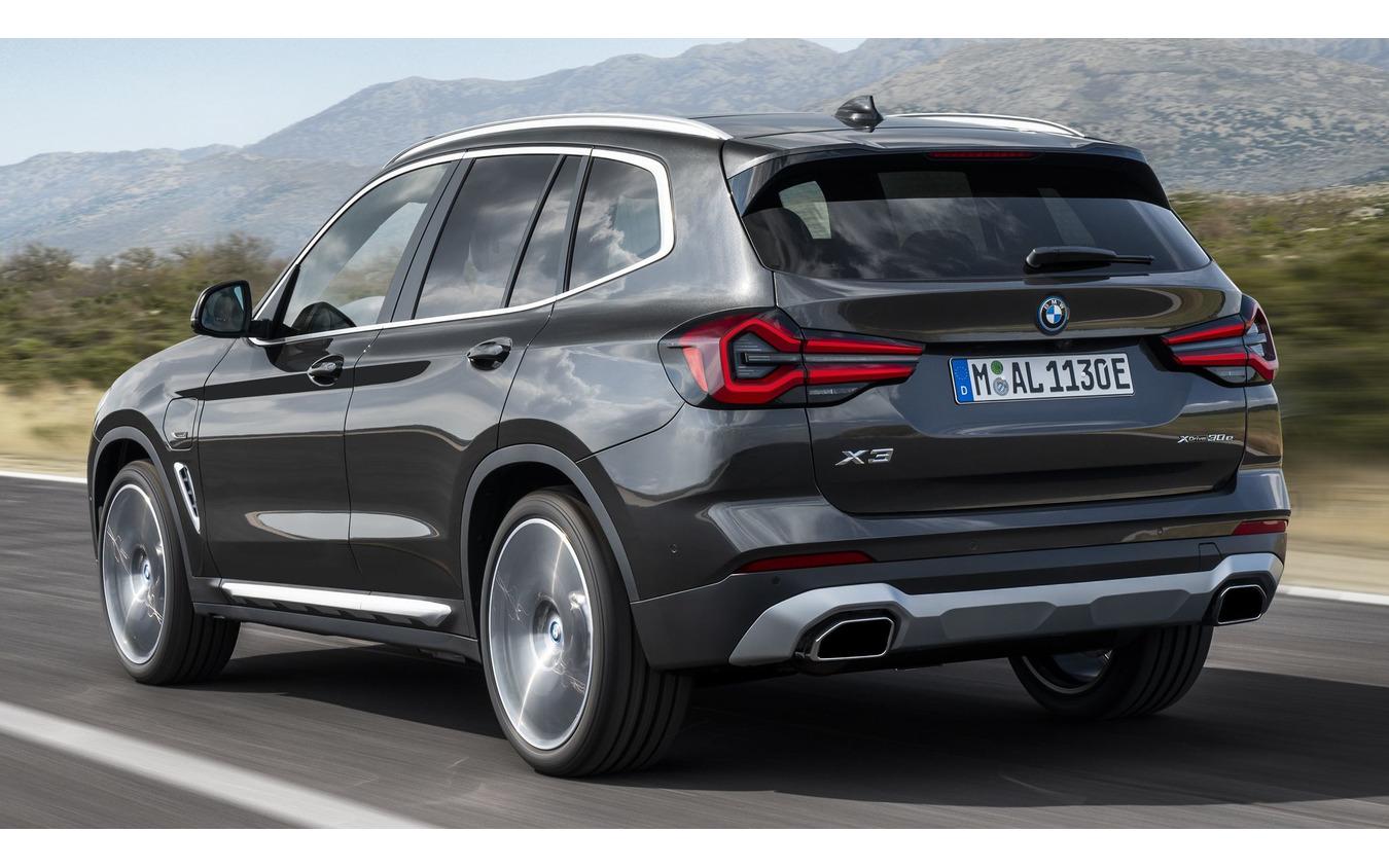 BMW X3 改良新型