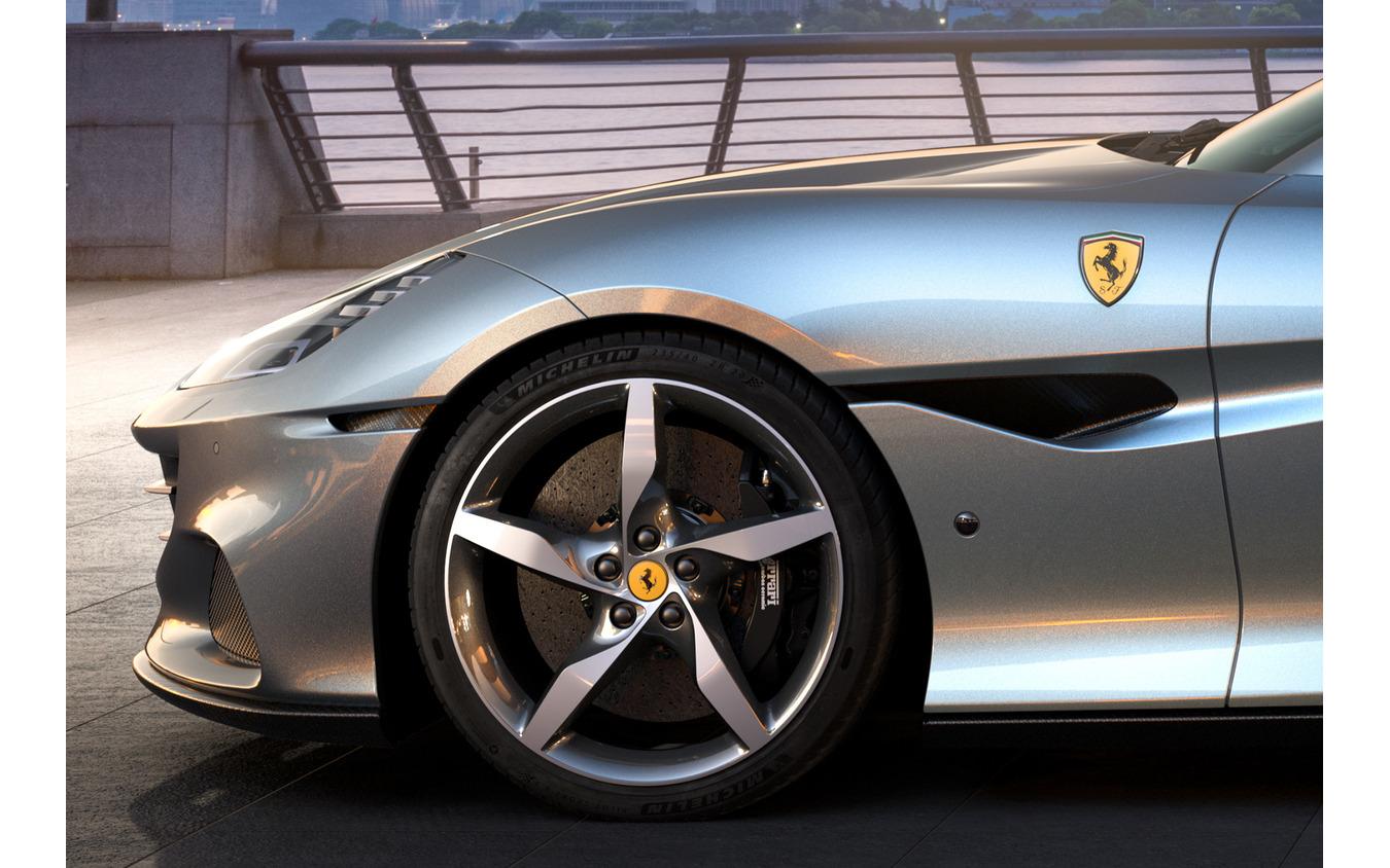 フェラーリ ポルトフィーノM