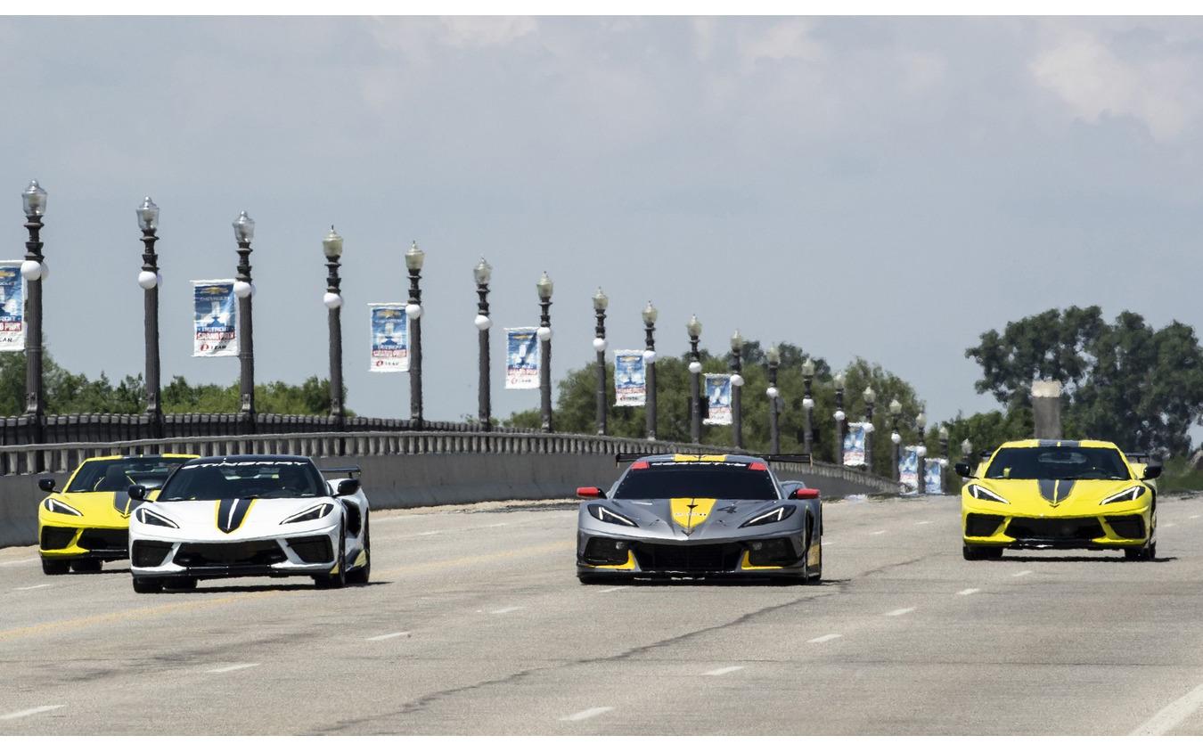 シボレー・コルベット の2022年モデル「IMSA GTLMチャンピオンシップエディション」