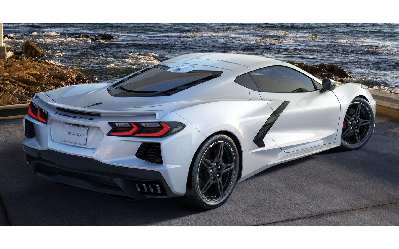 シボレー・コルベット の2022年モデル