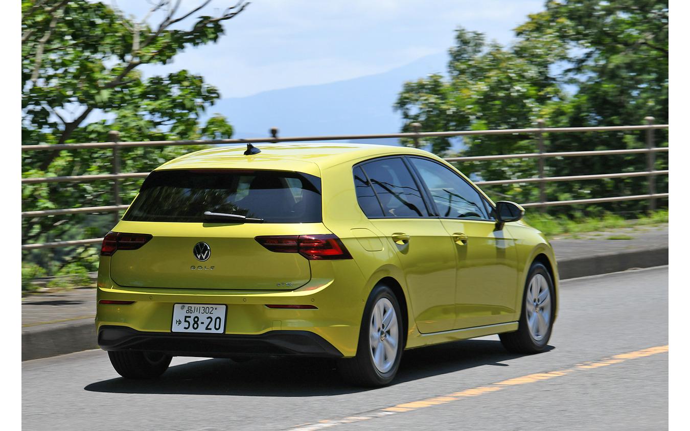 VW ゴルフ eTSI Active