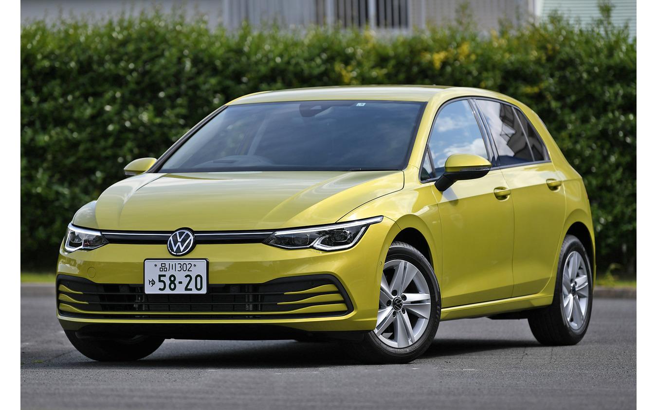 VW ゴルフ 新型(1.0 eTSI Active)