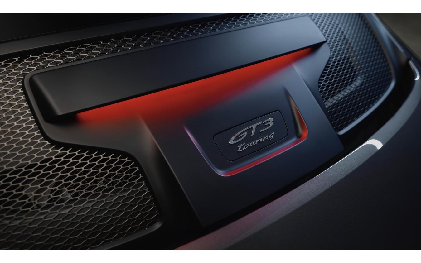 ポルシェ 911 GT3 新型の「ツーリングパッケージ」