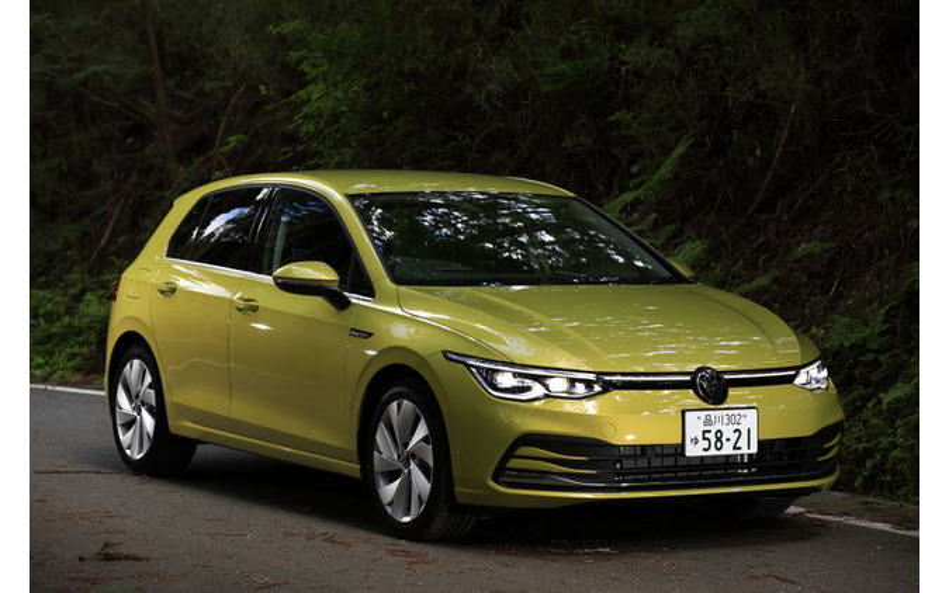 VW ゴルフ 新型(eTSI スタイル)