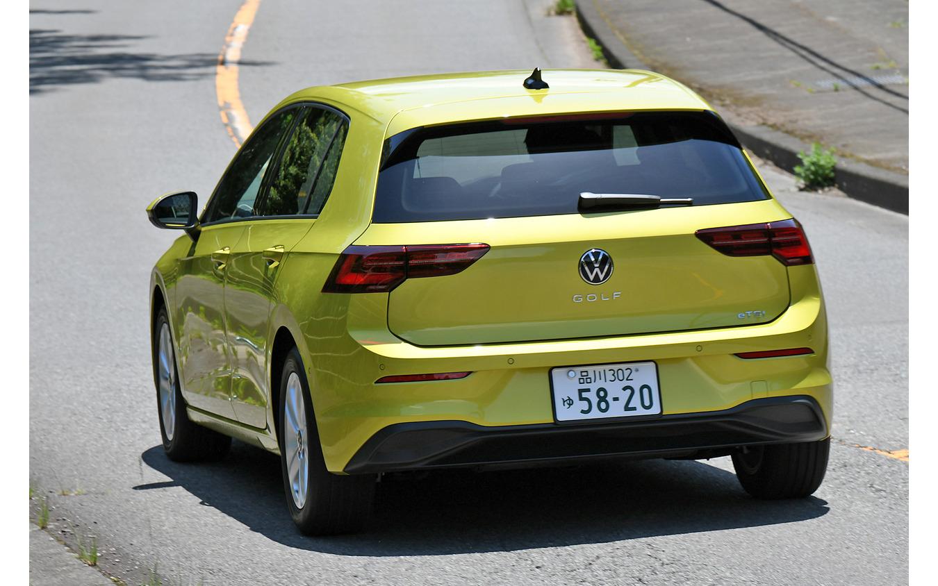 VW ゴルフ 新型(eTSI アクティブ)