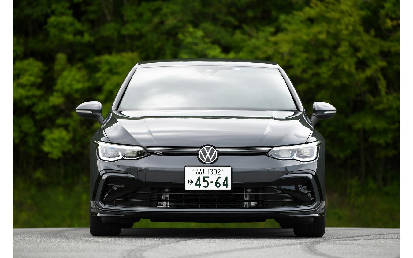 VWゴルフ新型:R-Line
