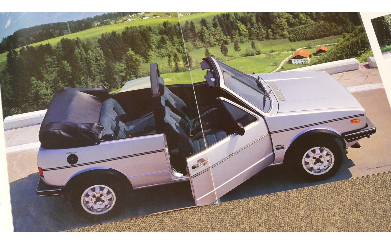 VW ゴルフ カブリオ 初代