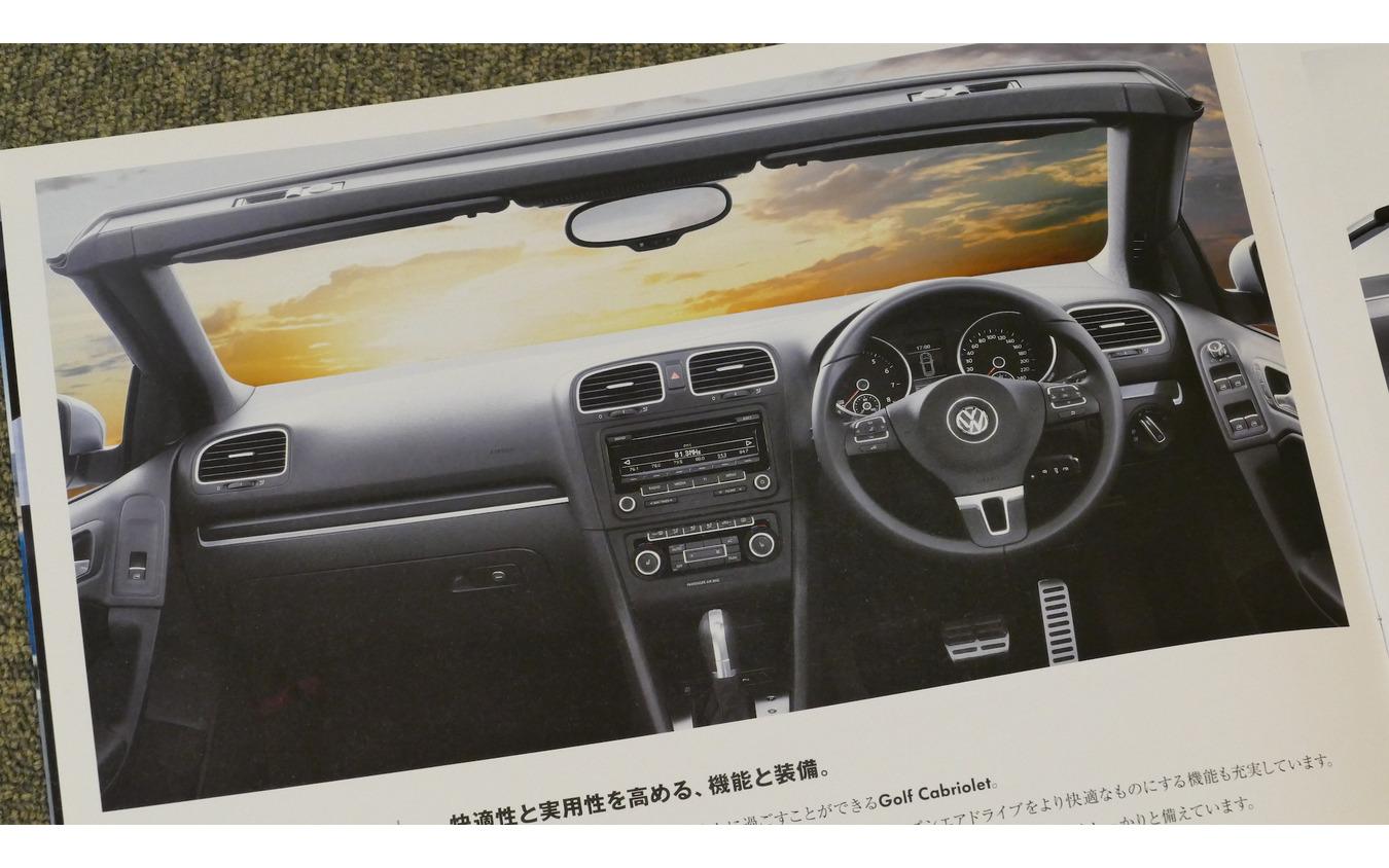 VW ゴルフ カブリオレ 4代目