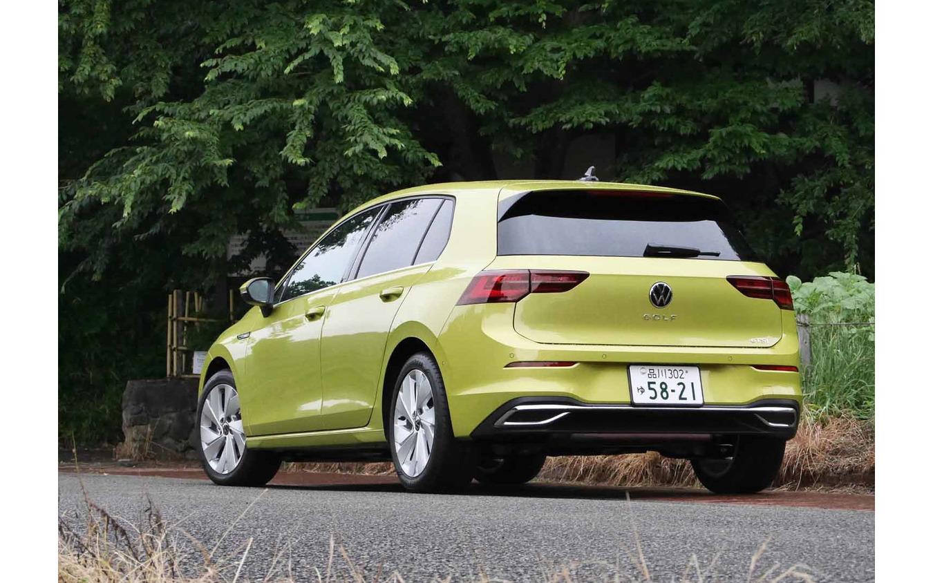 VW ゴルフ eTSI スタイル