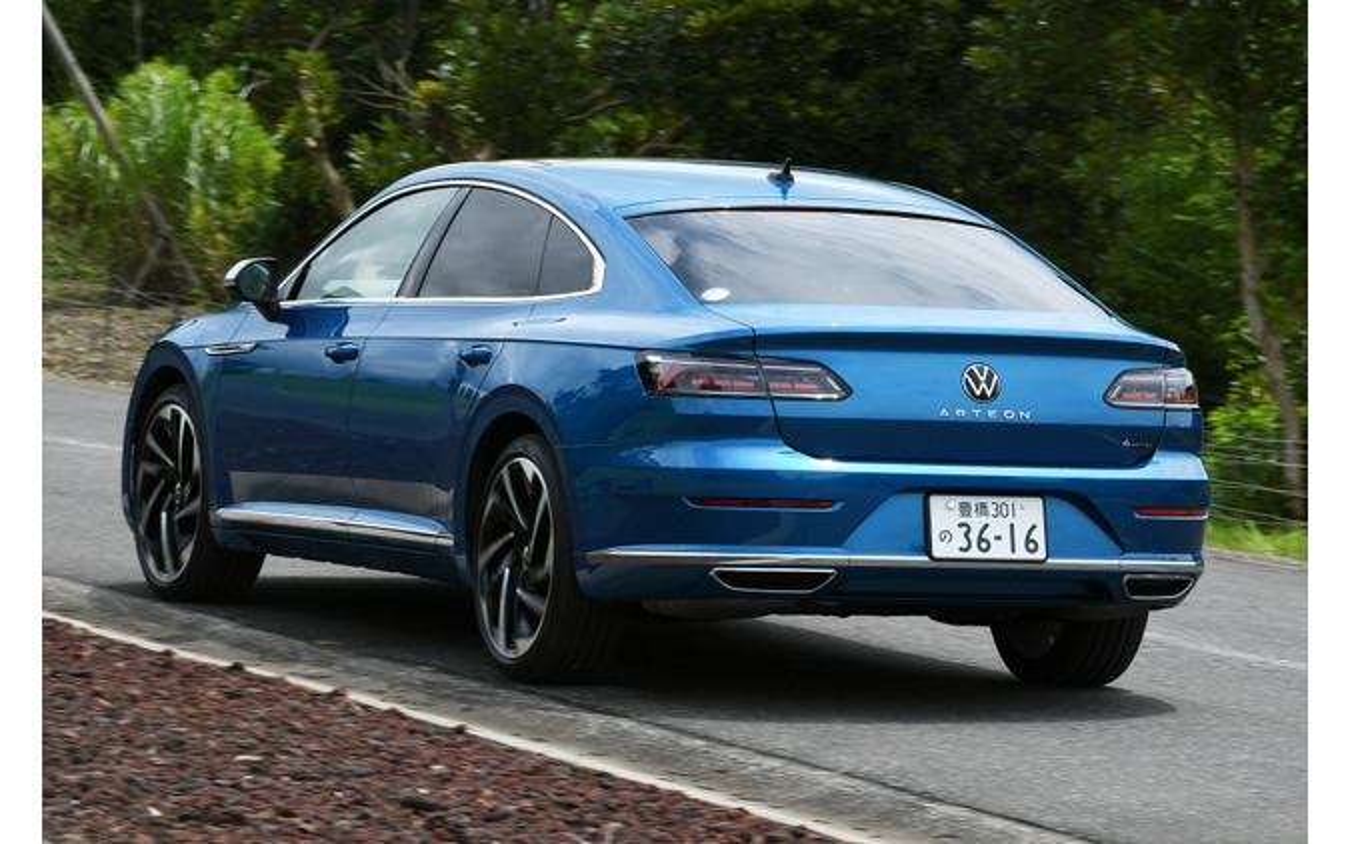 VW アルテオン TSI 4MOTION エレガンス