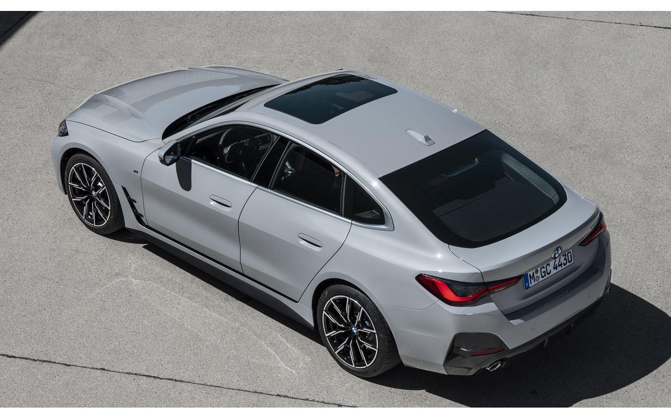 BMW 4シリーズ・グランクーペ 新型