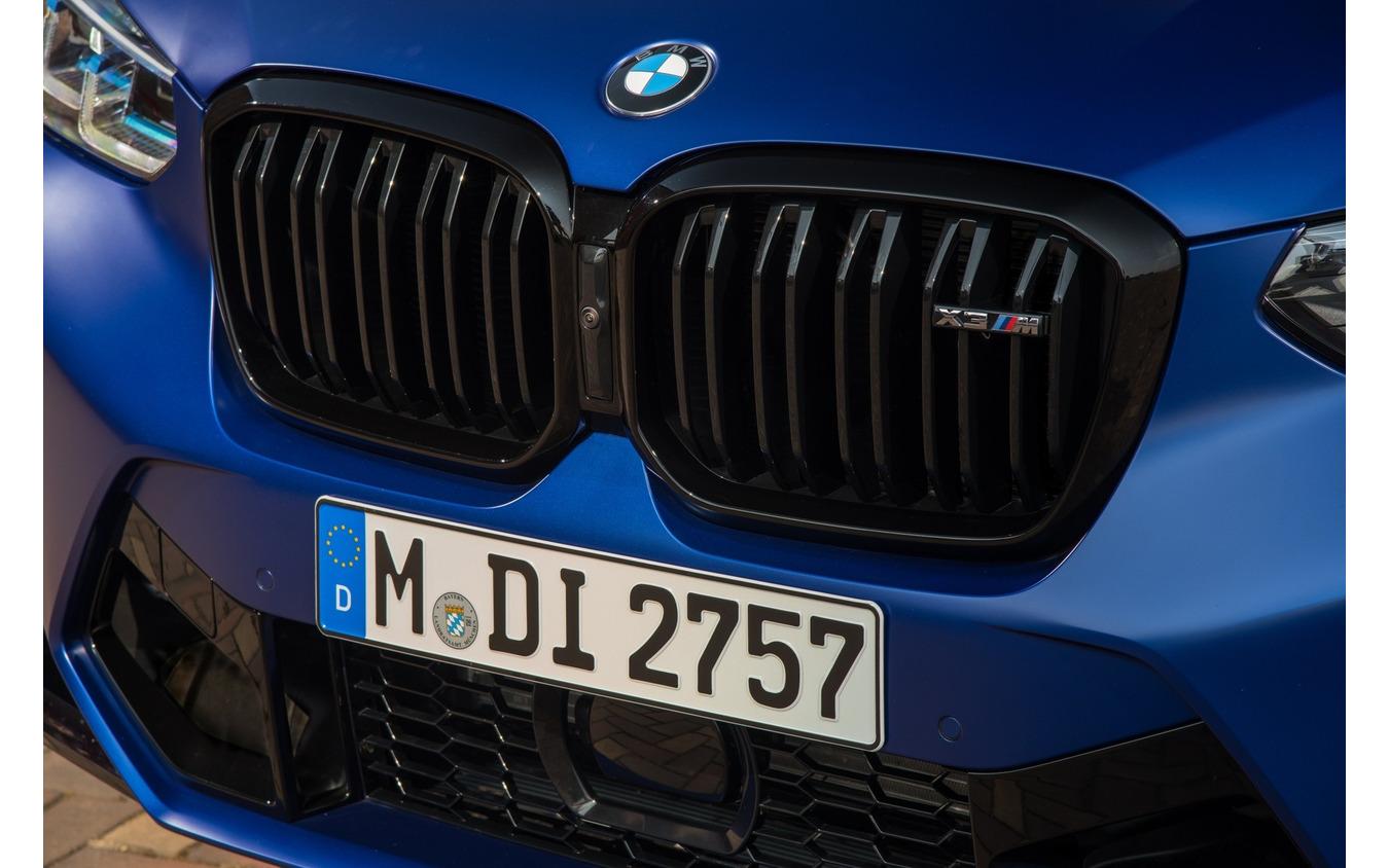 BMW X3M コンペティション 改良新型