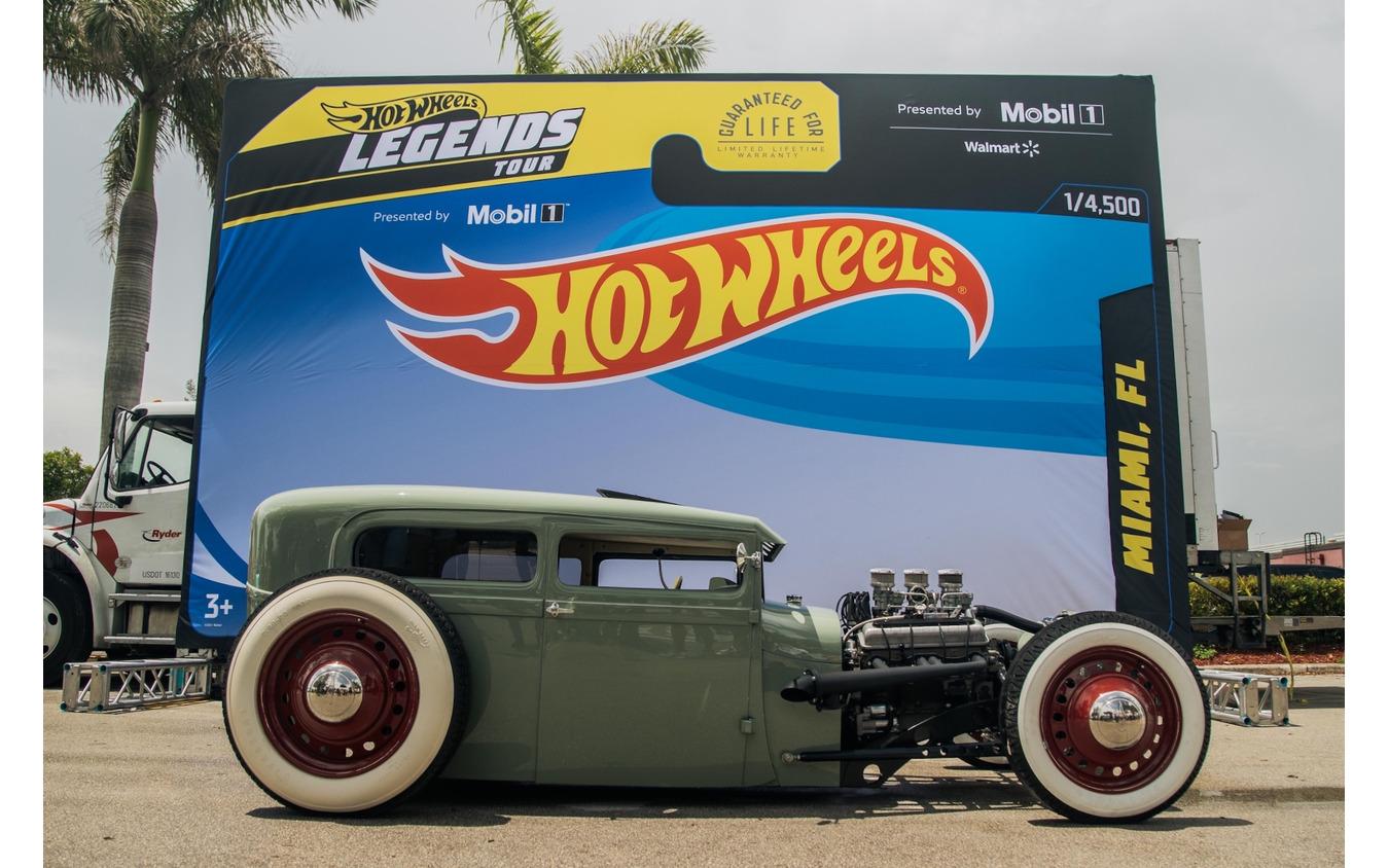 ホットウィール レジェンドツアー(Hot Wheels Legend Tour)