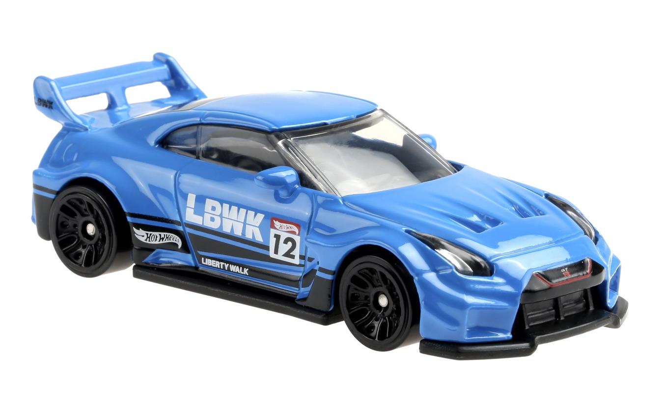 LB-シルエット ワークス GT ニッサン 35GT-RR VER.2(9月4日発売)