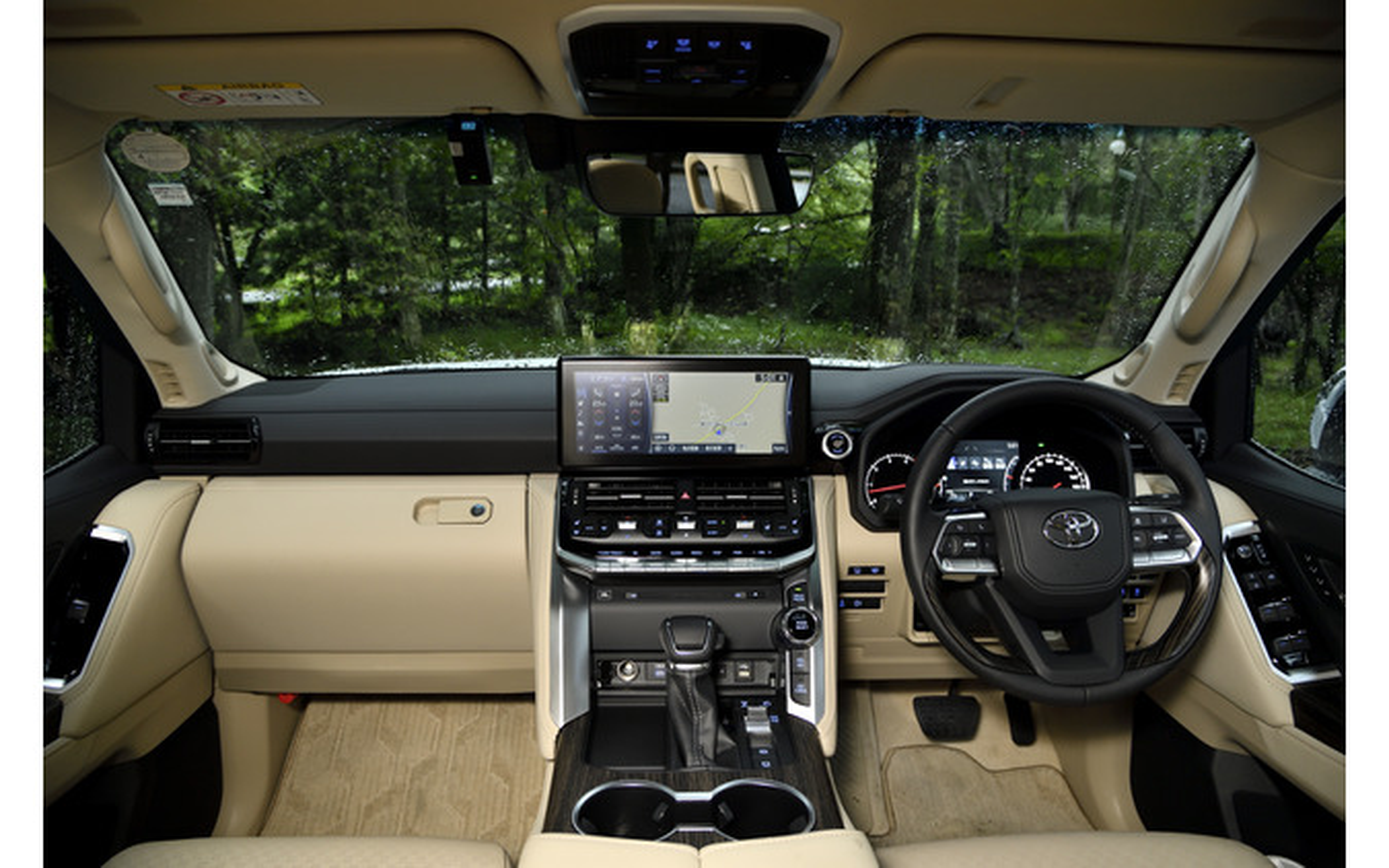 トヨタ ランドクルーザー 新型(ZX ディーゼル)