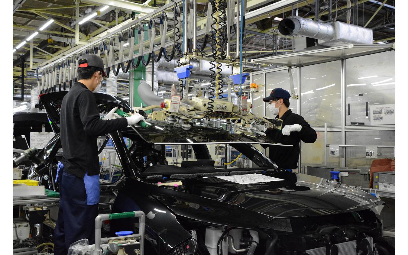 トヨタ自動車高岡工場(資料画像)