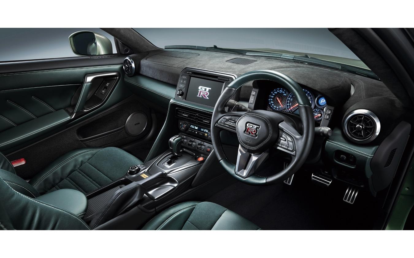 日産 GTR T-spec