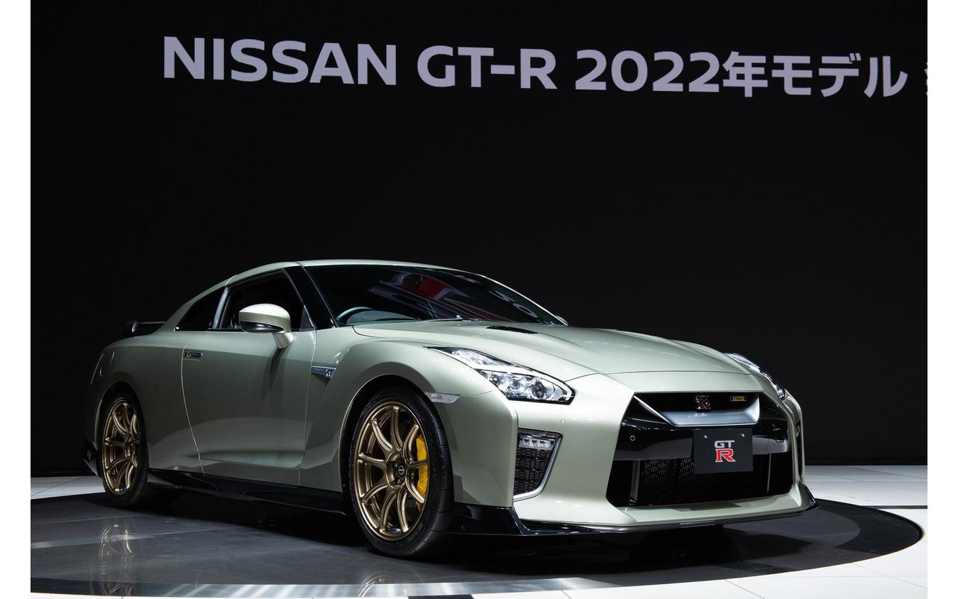 日産 GT-R T-spec(ミレニアムジェイド)