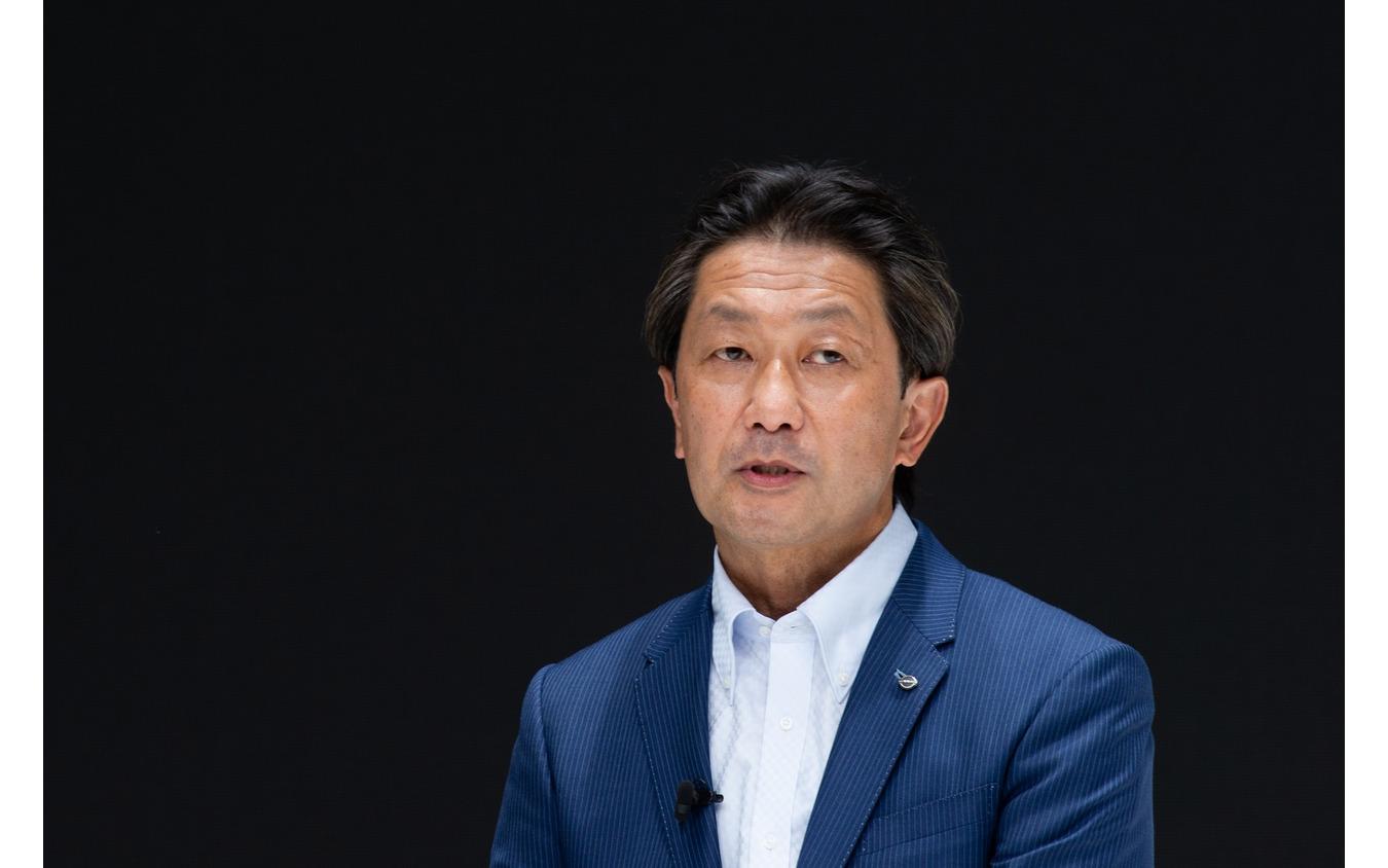 日産グローバルデザイン本部アドバンスドデザイン部担当部長の山口勉氏